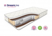 Матрас DreamLine Eco Holl Hard TFK