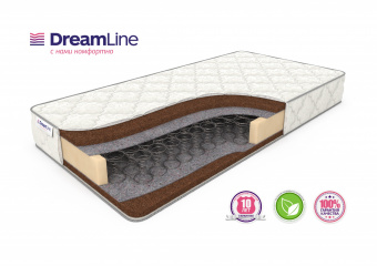 Матрас DreamLine DREAM 3 Bonnel